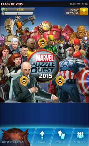 Class of 2015 Event Screen