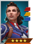 Peggy Carter (Captain America) Enemy