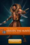 Kraven the Hunter (Sergei Kravinoff) Recruit