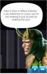 Dialogue Loki (Dark Reign)