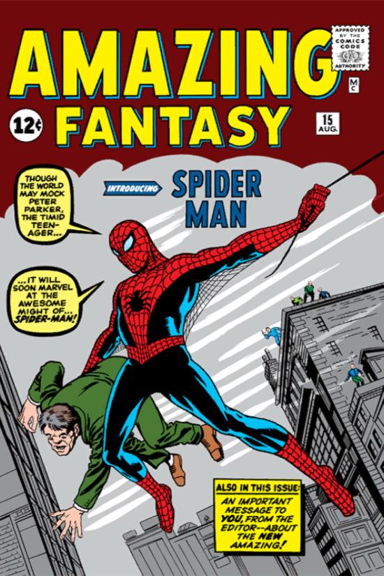 Resultado de imagen para first spider man