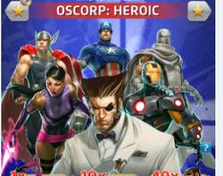Heroic Mode-Oscorp Offer