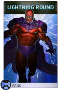 Magneto Lightning Round