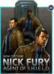 Nick Agent of Shield