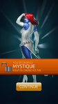 Recruit Mystique (Raven Darkholme)