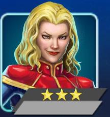 Captain Marvel (Modern)HS