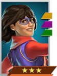 Enemy Kamala Khan (Ms. Marvel)