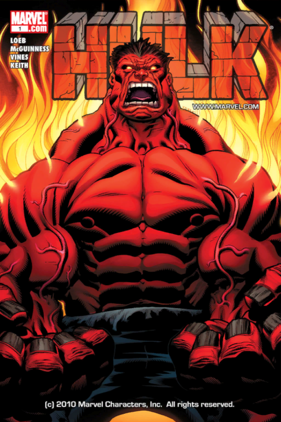 Red Hulk (Thunderbolt Ross) | Marvel Puzzle Quest Wiki