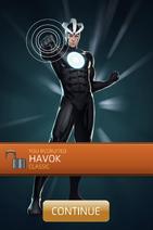 Havok (Classic) Recruit
