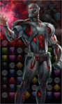 Ultron (Prime) Gravitational Force
