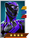 Black Panther (King of Wakanda) Enemy