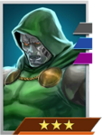 Enemy Doctor Doom (Classic)