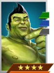 The Hulk (Totally Awesome) Enemy
