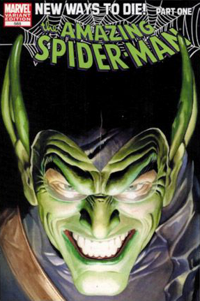 Green Goblin Norman Osborn Marvel Puzzle Quest Wiki
