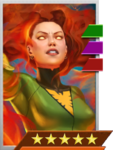 Jean Grey (Phoenix) Enemy