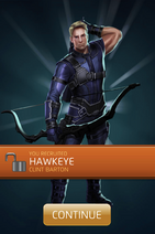 Hawkeye (Clint Barton) Recruit