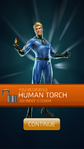 Recruit Human Torch (Johnny Storm)