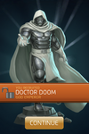 Doctor Doom (God Emperor) Recruit