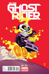 Ghost Rider (Robbie Reyes) Young Cover