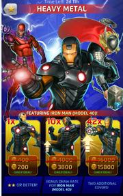 Heavy Metal Comic (Season VI) Offer