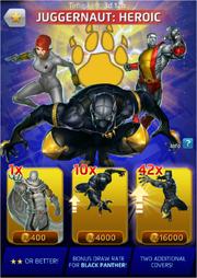 Heroic Mode-Juggernaut Offer