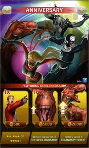 2nd Anniversary Comic Offer