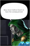 Dialogue Doctor Doom (Classic)