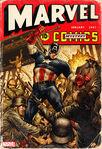 Captain America 1000 Variant