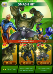 Smash Hit Comic (Season VIII) Offer