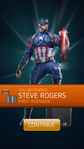 Recruit Steve Rogers (First Avenger)