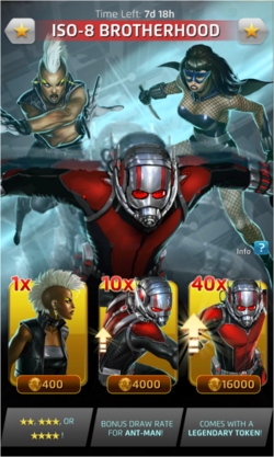 Iso-8 Brotherhood (9) Offer