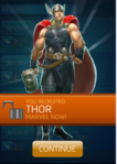 Recruit Thor Marvel NOW!