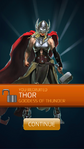 Recruit Thor (Goddess of Thunder)