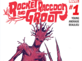 Rocket & Groot (Awesome Mix Volume 2)