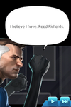 Mr. Fantastic (Reed Richards) Cutscene