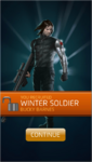 Recruit Winter Soldier (Bucky Barnes)