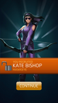 Recruit Kate Bishop (Hawkeye)