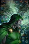 Doctor Doom (Classic) Diabolical Plot