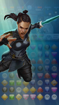 Valkyrie (Asgardian Warrior) Dragonfang Fury