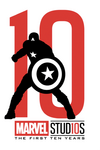 Captain America (First Avenger) Marvel Stud10s