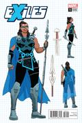 Valkyrie (Asgardian Warrior) Cover2