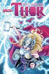 Thor (Goddess of Thunder)Women of Power Cover