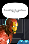 Dialogue Iron Man (Model 35)