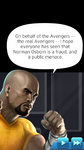 Dialogue Luke Cage (Hero for Hire)
