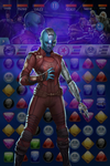 Nebula (Infinity War) Warped Enhancements