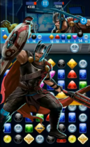 Thor (Gladiator) Raging Fire