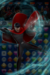 Wiccan (Billy Kaplan) Chain Lightning