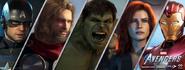 Marvel's Avengers Banner Team