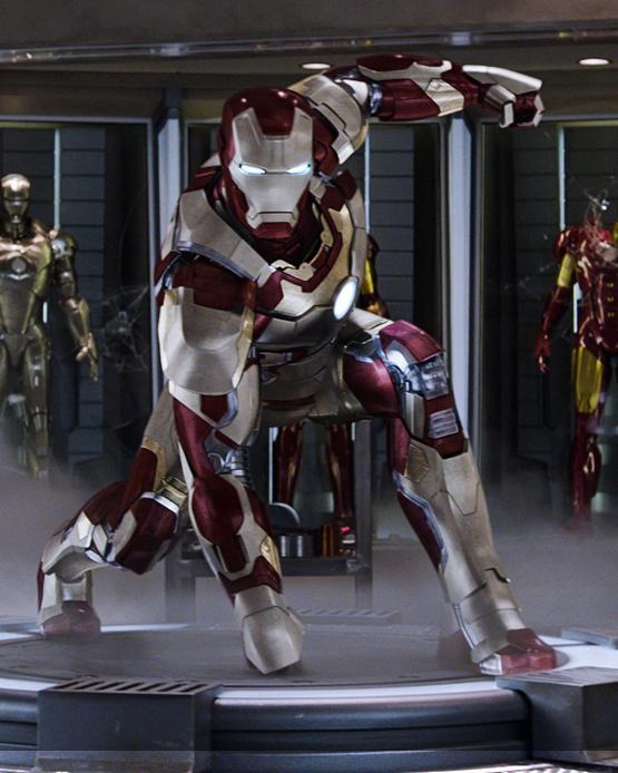 Iron Man 3 Tony Stark Suit