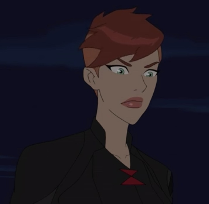 Ultimate Spider Man Black Widow Black Widow   Marvel's...